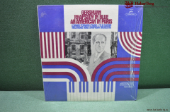 Винил LP Gershwin: An American In Paris & Rhapsody In Blue. US. США.