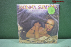 Винил 1 LP Donna Summer I Remember Yesterday Germany. Германия. 1977 год.