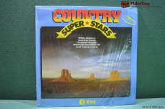Винил LP 1 Country super stars. Finland. Финляндия.