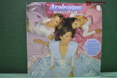 Винил 1 LP Arabesque - Marigot Bay 1981 Sweden BANAN. Швеция.