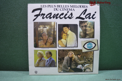 Винил 1 LP Francis Lai. France. Франция.