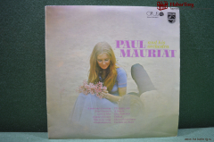 Винил LP 1. Paul Mauriat and his orchestra. Czechoslovakia. Чехословакия.