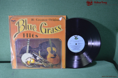 Винил 1 LP Blue Grass Hits. US. США.
